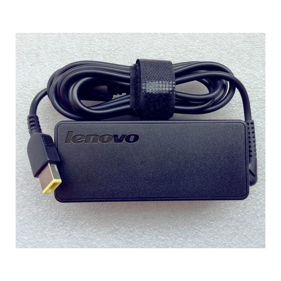 65W Lenovo ThinkPad E531 6885-A4F AC Adapter Charger + Cord
